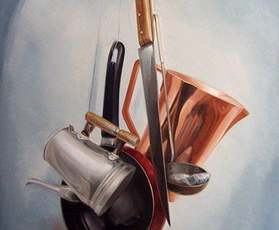 Javier Ampudia / Un momento en mi conciencia. 95 x 75 cm